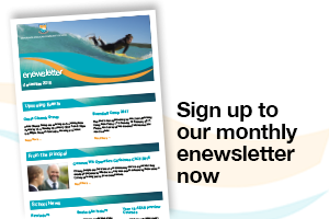 Sign up to our enewsletter